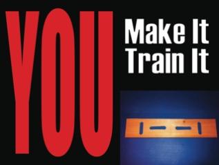 You Make It – You TrainIt